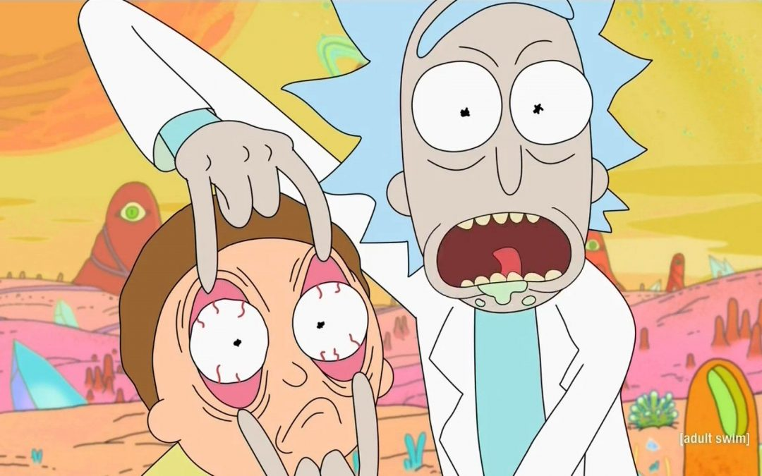"Trailer de la cuarta temporada de ""Rick and Morty"""