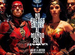 """Nuevo trailer de """"La Liga de la Justicia"""""""