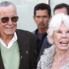 Marvel está de duelo: Muere Joan Lee, la esposa de Stan Lee