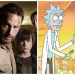 "El guiño de ""The Walking Dead"" a ""Rick and Morty"""