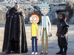 "El Final de temporada de ""Game of Thrones"" y las burlas de ""Rick and Morty"""