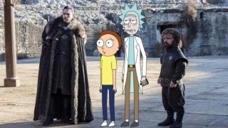 """El Final de temporada de """"Game of Thrones"""" y las burlas de """"Rick and Morty"""""""