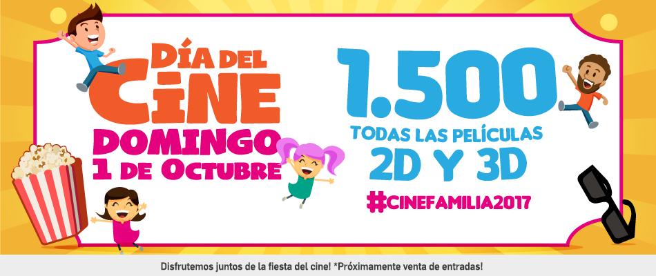 Vive el Día del Cine en CINEMARK