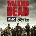 "Comentario octava temporada ""The Walking Dead"""