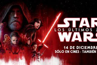 """Participa por una entrada doble para la premiere en IMAX y fabulosos premios de """"Star Wars: Los últimos jedi"""""""