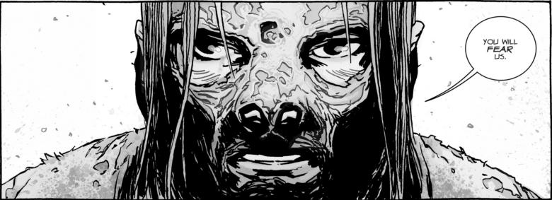 """Los Susurradores llegarán a """"The walking dead"""""""