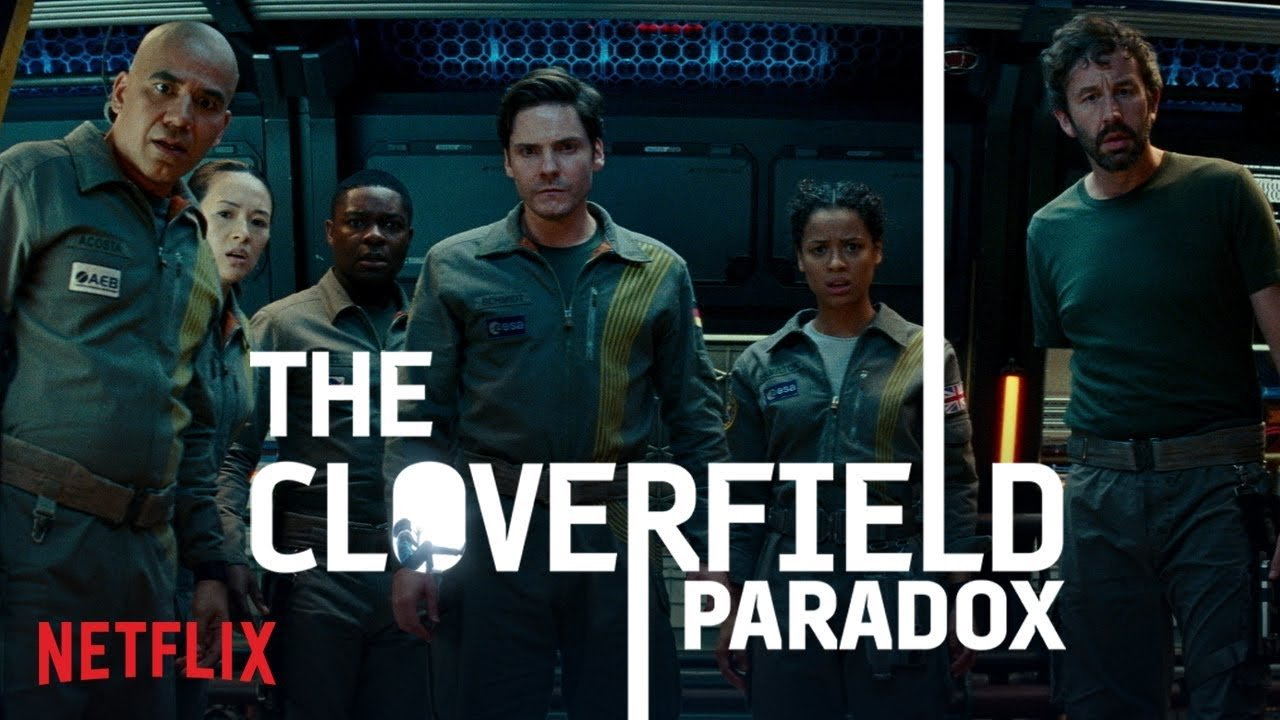 """Los trailers de """"The Cloverfield Paradox"""" y la nueva temporada de """"Westworld"""""""