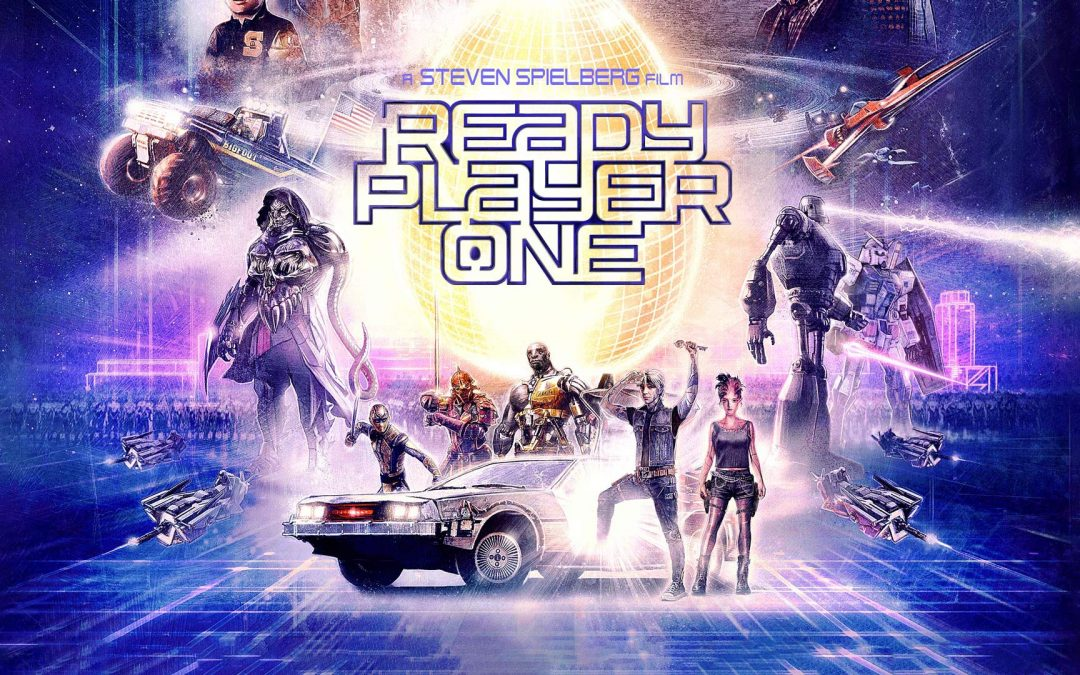 "Crítica de cine: ""Ready Player One"""