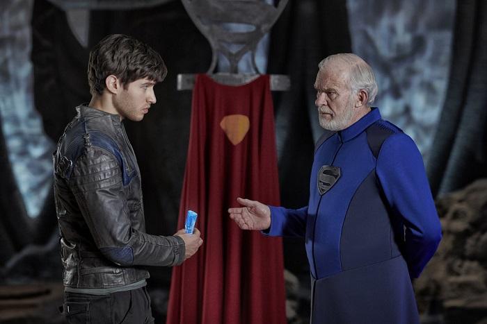 """Crítica a """"Krypton"""": el fantasma del fan service"""