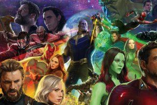 """Participa por espectaculares premios de """"Avengers: Infinity War"""""""