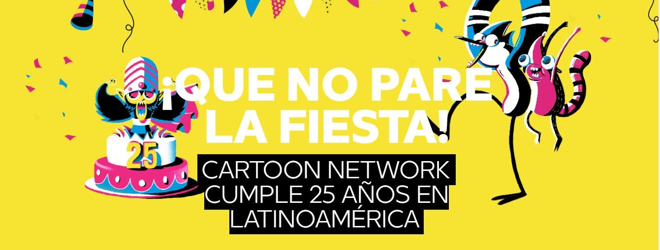 Cartoon Network celebra su cumpleaños con los mejores dibujos animados de su historia
