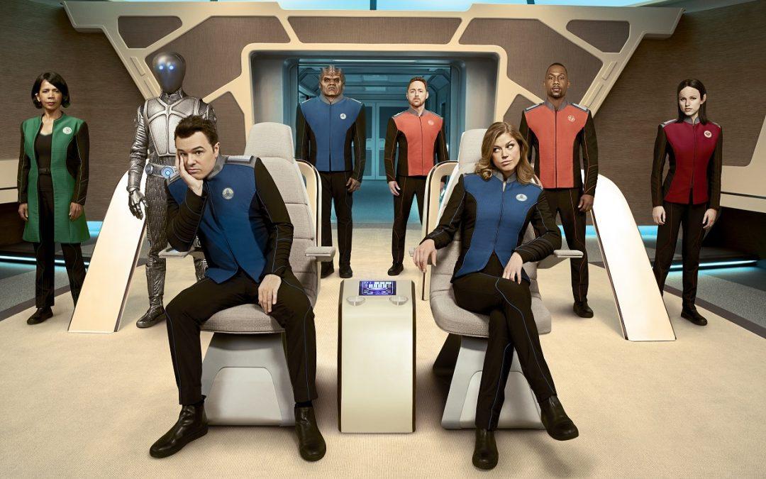 """FX estrena la nueva serie de aventuras espaciales """"The Orville"""""""