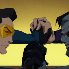 "Este es el primer trailer de ""Reign of the Supermen"""