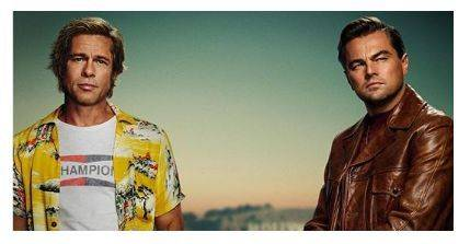 "Primer trailer oficial de ""Once Upon a Time in Hollywood"""