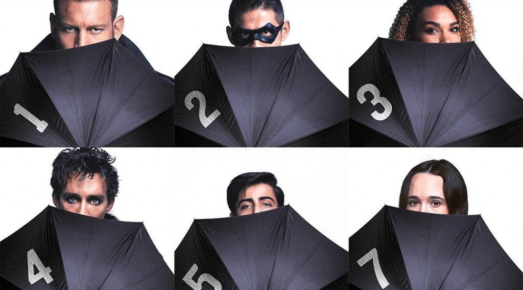 Umbrella Academy: Los Súper Héroes del Postmodernismo