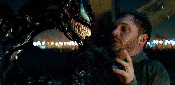 "Tom Hardy regresa como ""Venom"""