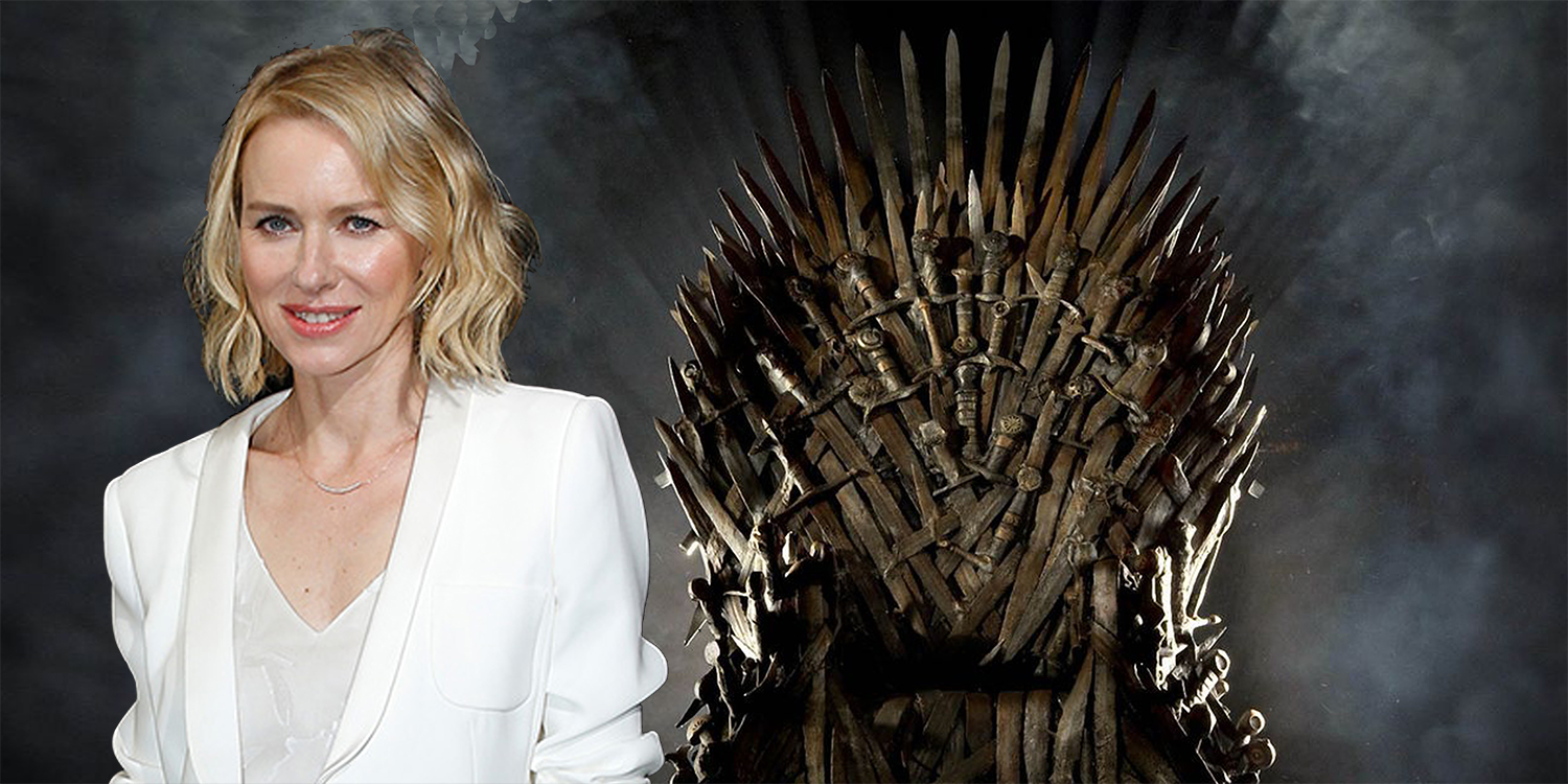 """Game of thrones"": Se cancela la precuela protagonizada por Naomi Watts"
