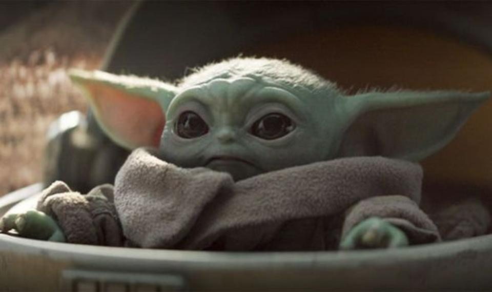 "Baby Yoda no era ""tan adorable"" en su diseño original"