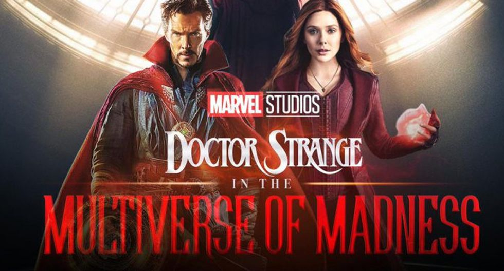 "Se acercan nuevos personajes para ""Doctor Strange in the multiverse of madness"""