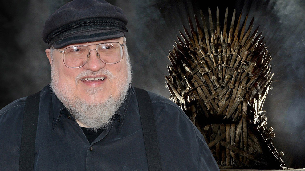 "George R.R. Martin muestra cómo era su cameo en ""Game of Thrones"""
